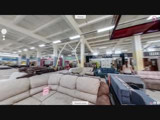 Экспо-мебель, выставочный зал