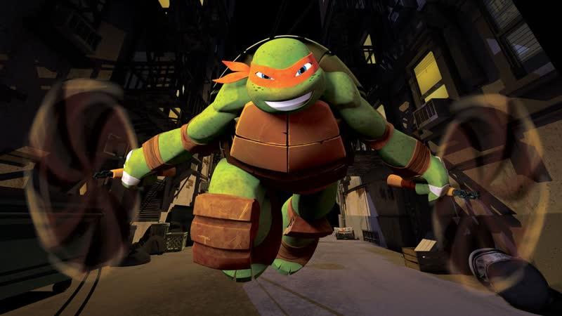 Смотрите в прямом эфире Черепашки-ниндзя 2012 3 сезон все серии