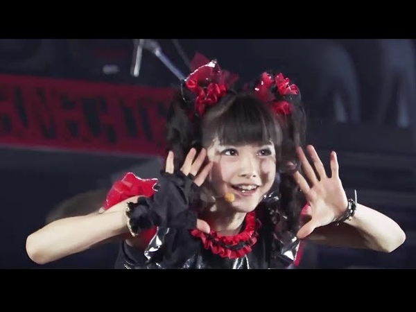 BABYMETAL Catch Me If You Can「かくれんぼ」Full Live compilation