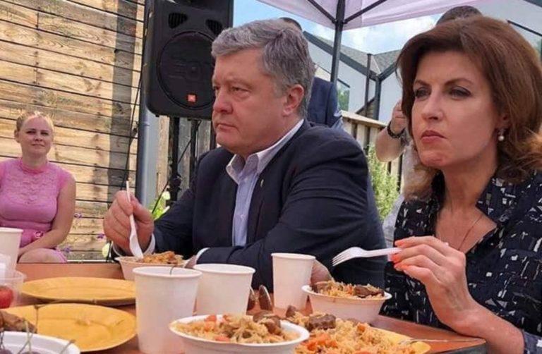 Вся страна умирает со смеху от Порошенко: хотел стать как Зеленский, но не получилось. Фото