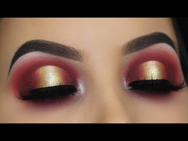 How to Flawless Halo Eye Makeup Tutorial