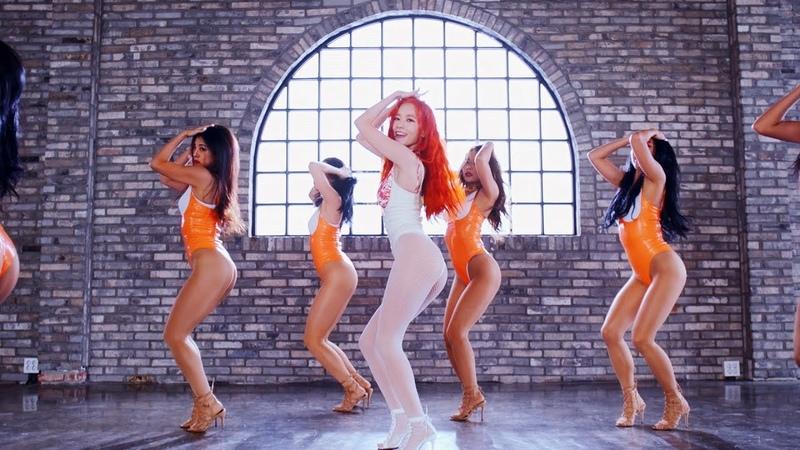 SoRi(소리) - 터치 Touch (Feat. BASICK) Official MV Dance Ver.