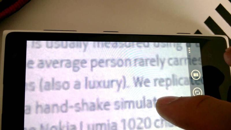Nokia Lumia 1020 vs Canon EOS 60D 2 (filmed on 925)