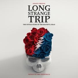Grateful Dead альбом Long Strange Trip Soundtrack