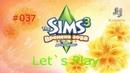 Давай играть в Симс 3 Времена года 037 Вечеринка продолжается