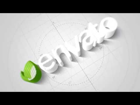 Technical Elegant Logo 3D Opener 22066596 AE Project 36 MB