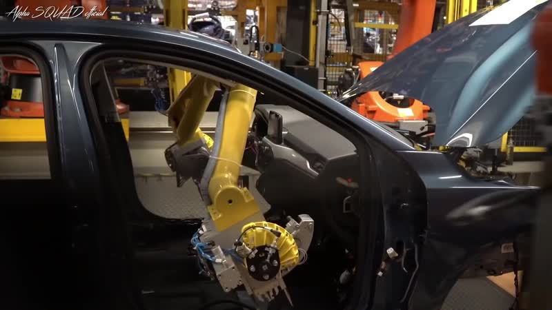 2019 Ford FOCUS Manufacturing – Ford FOCUS 2019 Production and Assembly