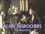 Celine Dion - Making Of Je Danse Dans Ma Tete (Fax) 1992