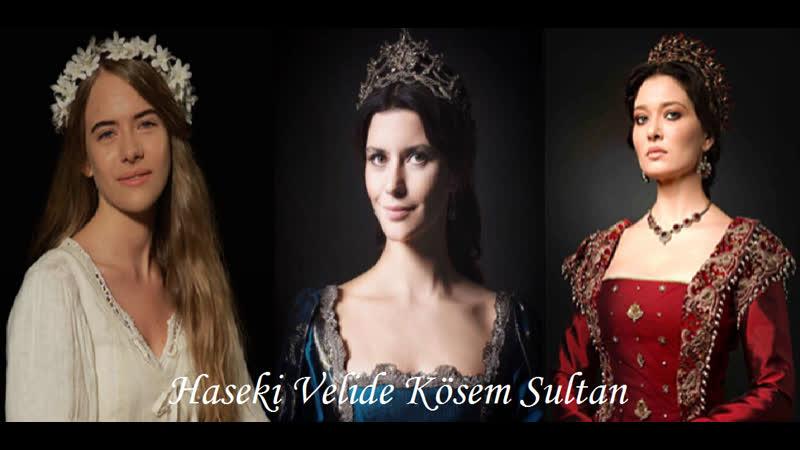 Haseki Velide Kösem Sultan Our Solemn Hour