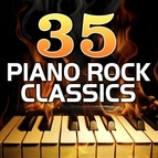 Piano Tribute Players альбом 35 Piano Rock Classics