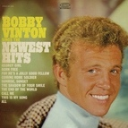 Bobby Vinton альбом Sings The Newest Hits