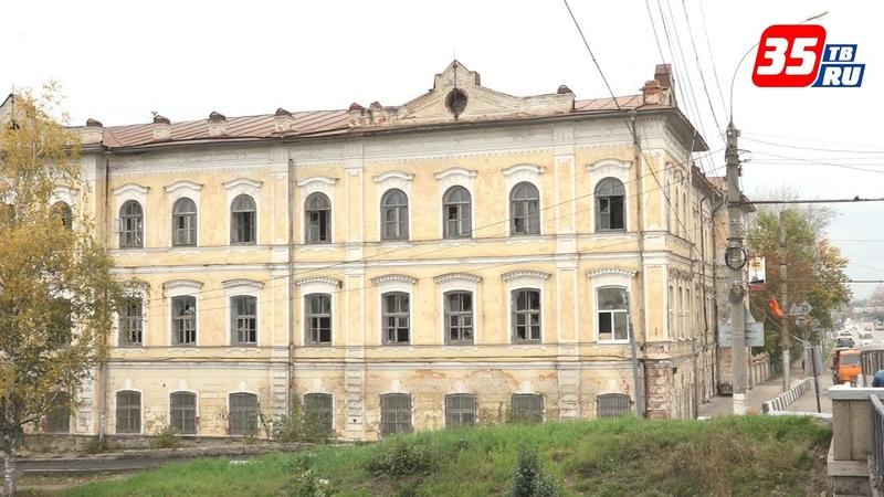 Частная картинная галерея появится в здании бывшего военного госпиталя на набережной Вологды