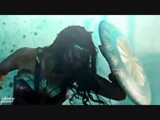 DC Vine | Wonder Woman | Чудо-Женщина | Diana Prince | Gal Gadot