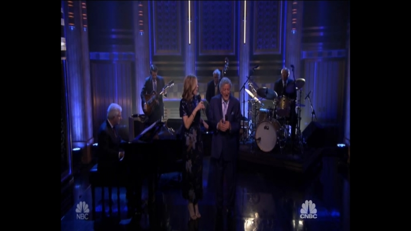 Tony Bennett Diana Krall - 'S Wonderful (The Tonight Show Starring Jimmy Fallon - 2018-09-18)