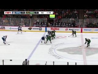 NHL 2018-2019 / PS / 26.09.2018 / Winnipeg Jets @ Minnesota Wild