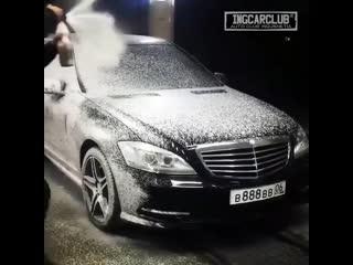 INGCARCLUB / Mercedes-Benz W221 S63 / Ингушетия 2019