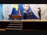 Театральный вечер. 9 Б класс.