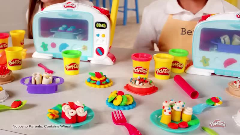 Play-Doh Magical Oven Official TV Spot (720p).mp4