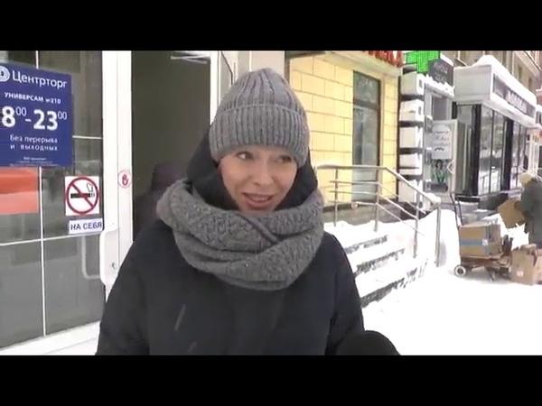 Воронежский телеканал спросил мнение горожан о росте цен, уже начавшемся в 2019 году