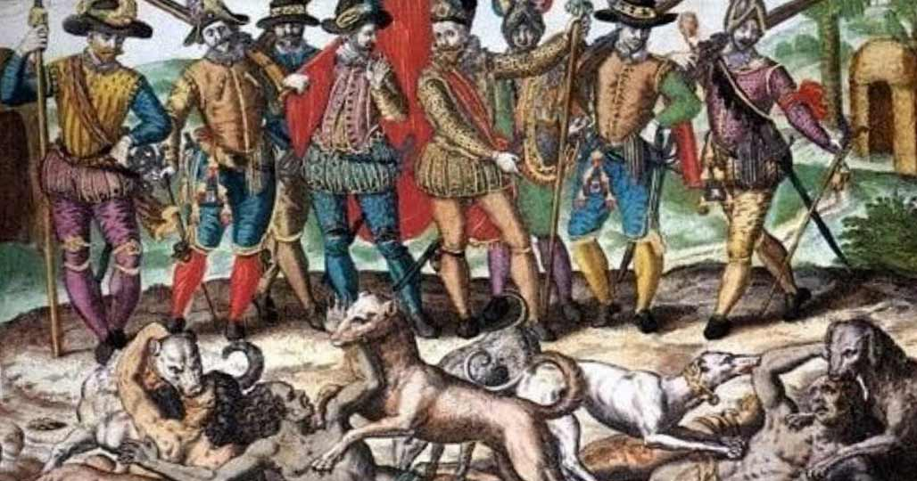 Травля индейцев