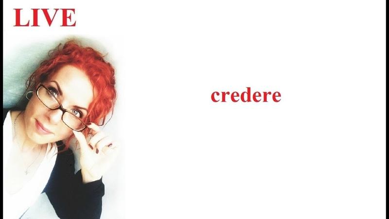 Минутка итальянского credere