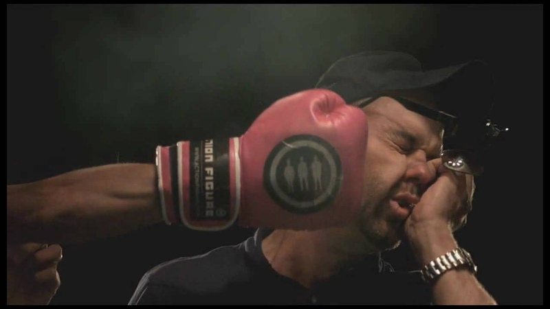 Slow motion punches HD