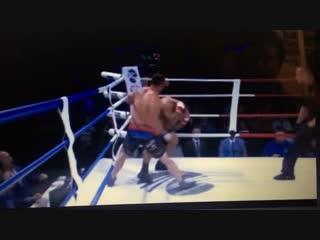 Johny Hendricks vs Dakota cochrane replay