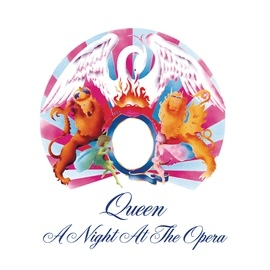 Queen альбом A Night At The Opera