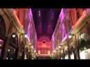 Брюссель, ночная галерея