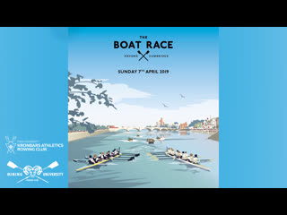 The boat race 2019