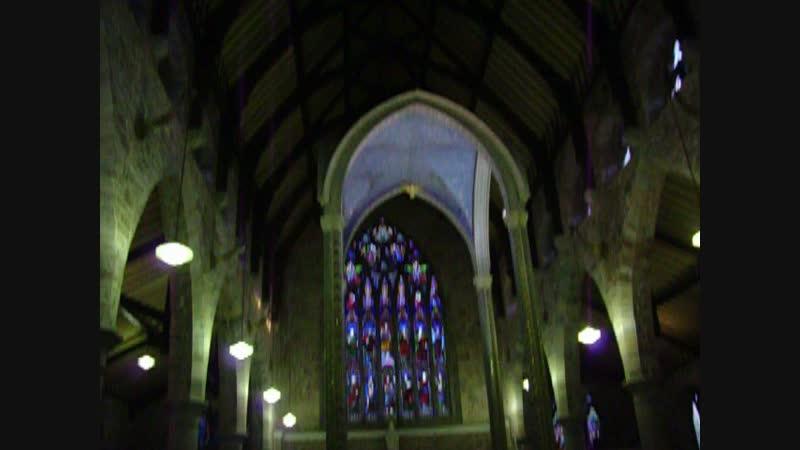 At St.Johns Church