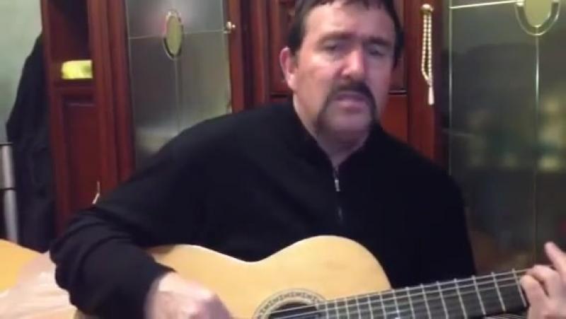 Бутырка Запах воска под гитару