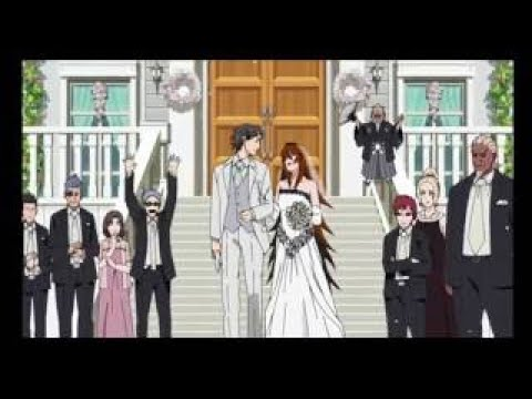 Mizukage Meis Wedding , MEI TERUMIS Dream ( Infinite tsukuyomi )
