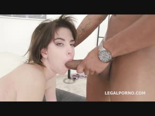 Sara bell (balls deep with sara first time bbc no pussy, balls deep anal, destroyed asshole creampie gio865)[2018, gape, 720p]