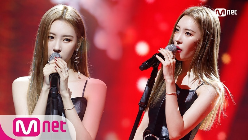 [SUNMI - Black Pearl] Special Stage | M COUNTDOWN 180920 EP.588