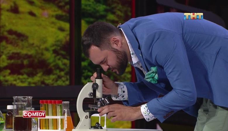 Камеди Клаб 14 сезон 34 выпуск 19 10 2018