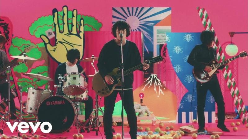 Kana-Boon - Silhouette (Official Music Video)
