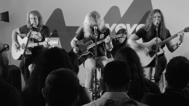 Megadeth - She Wolf (VEVO Presents)