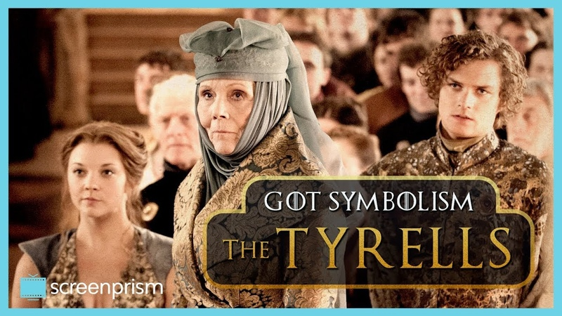 Game of Thrones Symbolism The Tyrells
