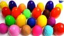 Juego Infantil de Aprender Colores y Animales Huevos Sorpresa de Play Doh