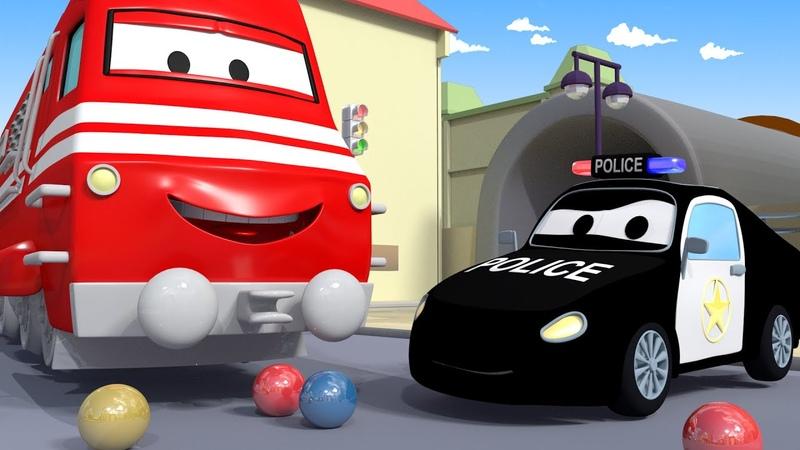Поезд Трой Проказник Тайлер украл конфеты у малыша Френсиса детский мультфильм
