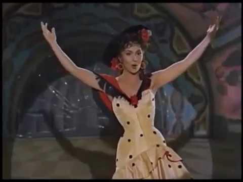 La Spagnola - Mario Lanza sings in honor of Gina Lollobrigida