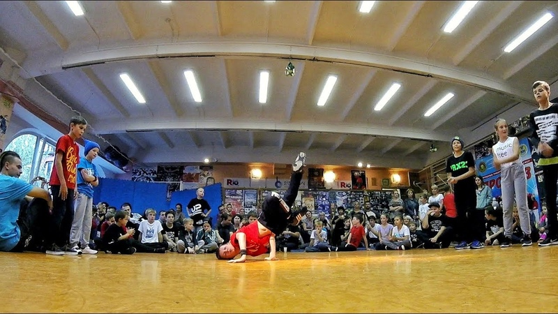 Gold Dance Crew Вероника Даня Сережа South West Jam 1 8