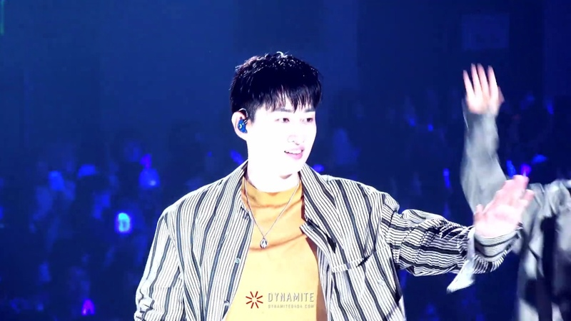 190620 21 SJ SCHOOL :: BAMBINA Wow!Wow!!Wow Eunhyuk focus