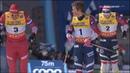 Суперфинал! Большунов VS Клэбо (Лыжные гонки.КМ.24.11.2018)