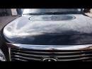 Полировка кузова и фар Infiniti Qx 56 керамическое покрытие Gyeon