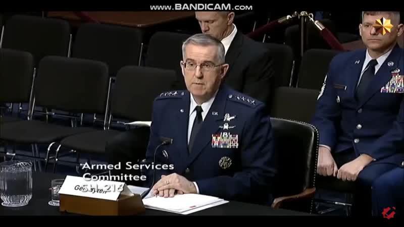 Хайтен честно рассказал о реальном положении дел в ВС США