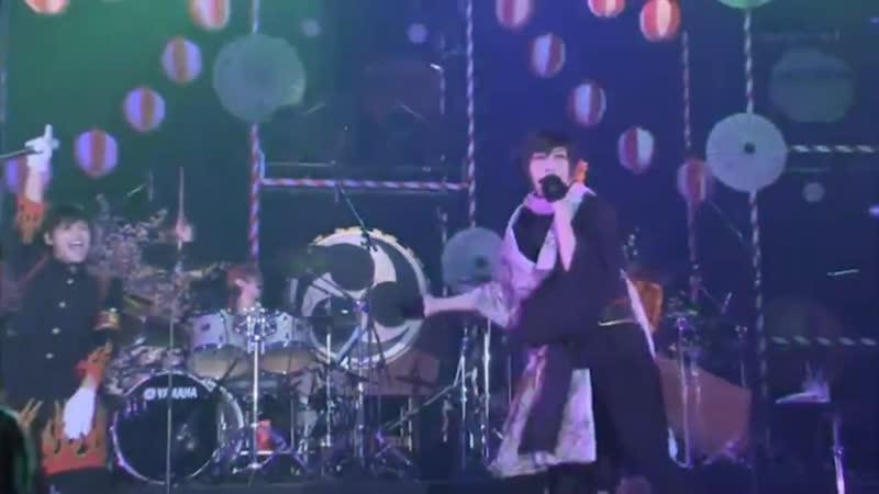 蒼井翔太 Aoi Shouta Fairy April 雨天決行ガムシャララ