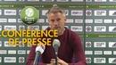 Conférence de presse Red Star FC FC Lorient 0 3 2018 19