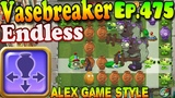 Plants vs. Zombies 2 - Vasebreaker Endless - 15 Waves - Prize New Ability (Ep.475)